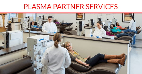 Plasma Partner Services