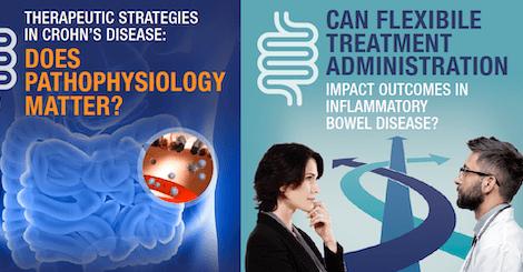 Strategie léčby Crohnovy nemoci